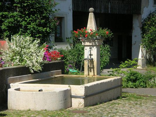 Brunnen Oberdorf