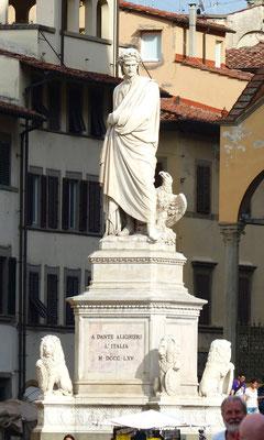 Dante Alighieri, Dichter und Philosoph