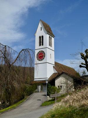 Reformierte Kirche von Ormalingen