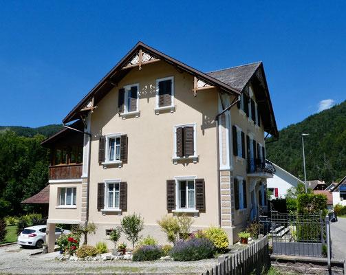 Sehr schön renovierte Haus in Undervelier