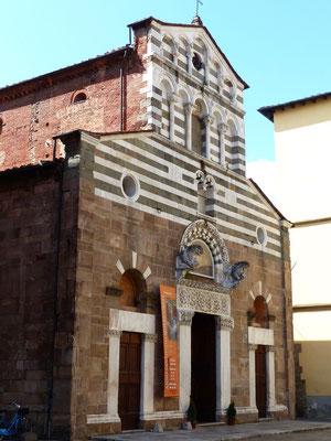 Kirche Saint Giusto