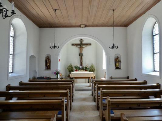 St. Wendelinskapelle in Nuglar