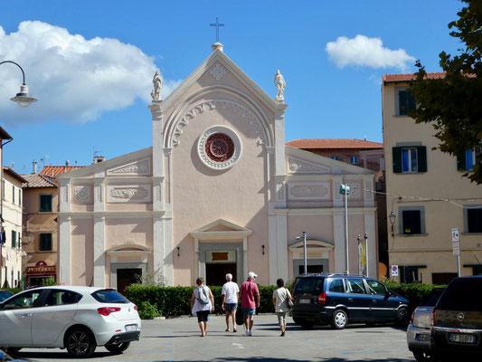 Dom geweiht der Gegurt von Maria