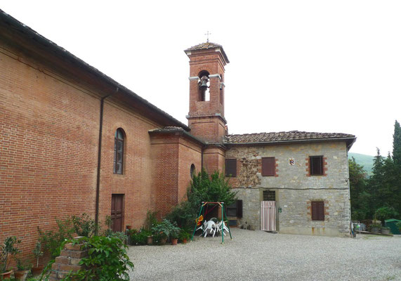 Kirche von Brolio