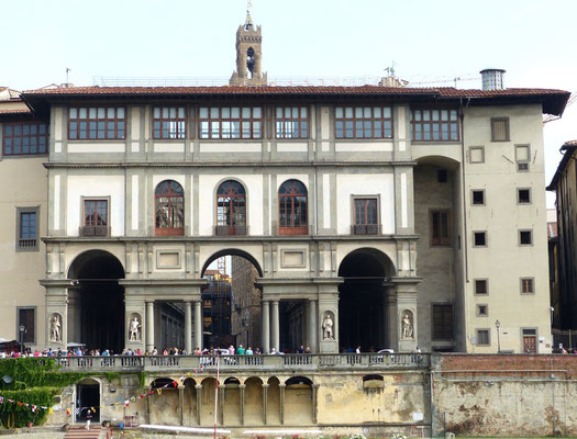 Südportel der Uffizien