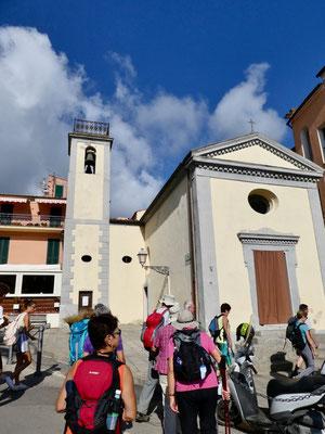 Kirche von Rio Marina