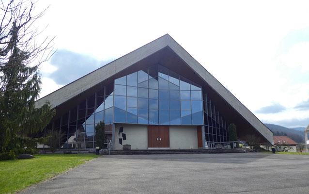 Kirche von Vicques