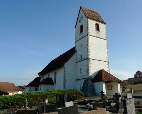 Kirche von Miécourt