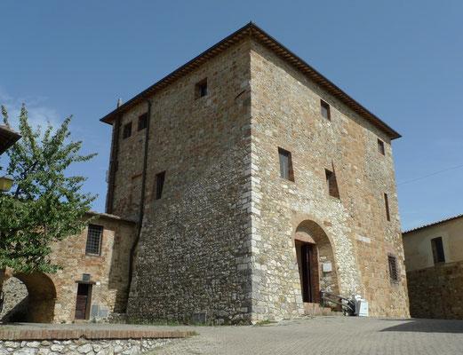 Etruskisches Museum in Murlo