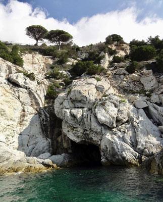 Grotta Azurra