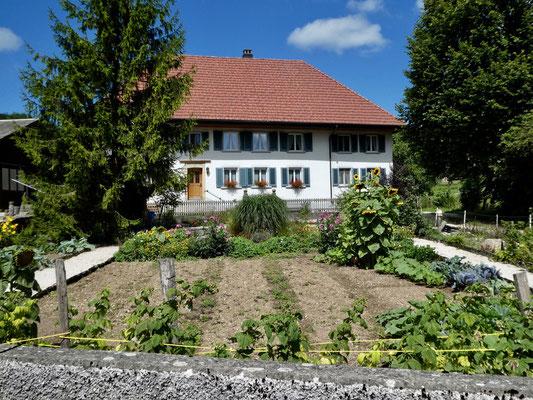 Stattliches Haus mit Garten in Hauenstein