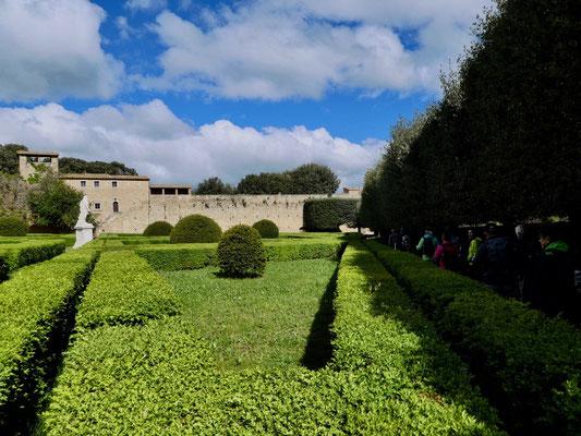 Italienischer Garten (Horti Leonini)
