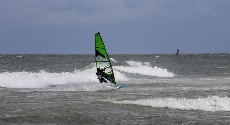Welle Ostsee