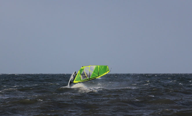 Wellen Ostsee