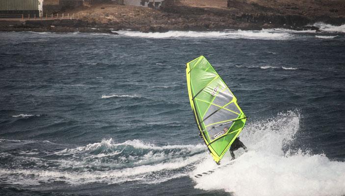 KA Sail Krypto Cutback