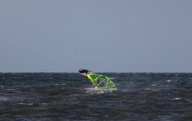 Ostsee Surfen