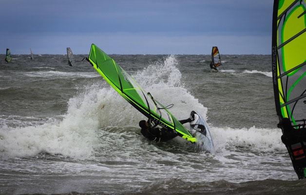 Windsurfen Cutback KA Sail