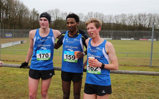 Männerteam Langstrecke, Foto: Teusch