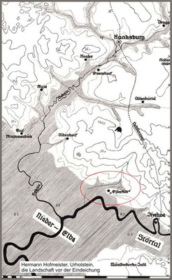 Karte Urholstein