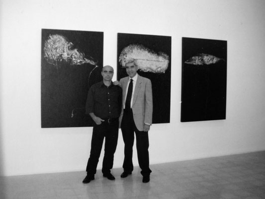 2001 - Enzo Cursaro - Studio 34 di Salerno.