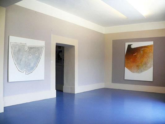 """2012 - Enzo Cursaro - Mostra """"Risonanze"""" Palazzo delle Arti - Agropoli."""