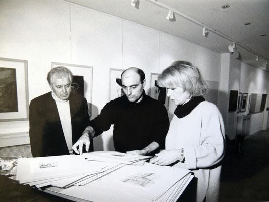 2000 - Enzo Cursaro - Galerie Dumonte, Geneve.
