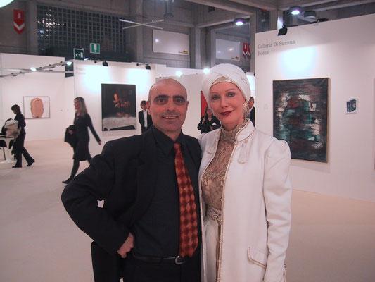 2006 - Enzo Cursaro con Md.me Renate Hirch - Bolzano