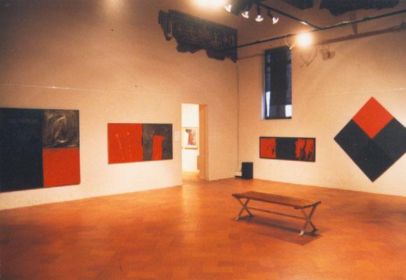 1998 - Enzo Cursaro - Museo Palazzo Ducale di Mantova.
