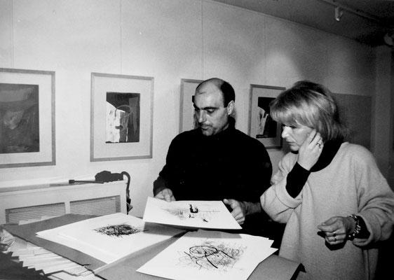 2000 - Galerie Dumont - Geneve