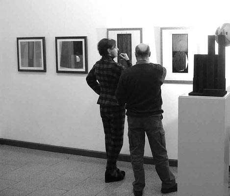 2005 - Enzo Cursaro - Galerie Lesmona - Bremen.