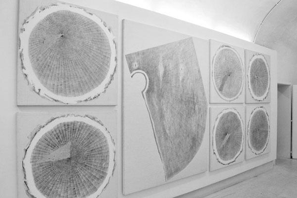 2015 - Enzo Cursaro - Galeria Kunstkontor, Nurmberg.