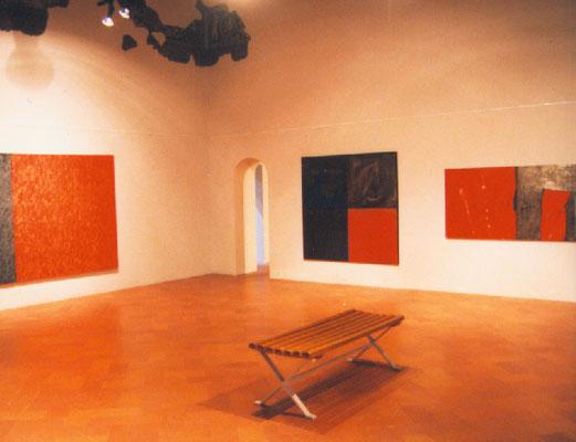 1998 - Enzo Cursaro - Memoria, Forma e Spazio - Museo di Palazzo Ducale di Mantova.