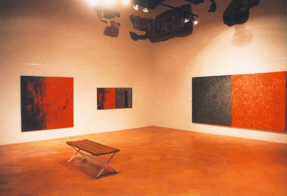 1998 - Enzo Cursaro - Memoria, Forma e Spazio - Museo Palazzo Ducale di Mantova.