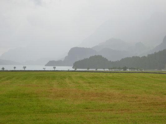 Sils/Engadin/Schweiz