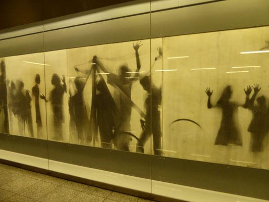 U-Bahn Station Athen