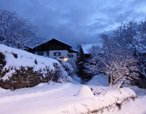 Tschaupphof/Kuens/Südtirol