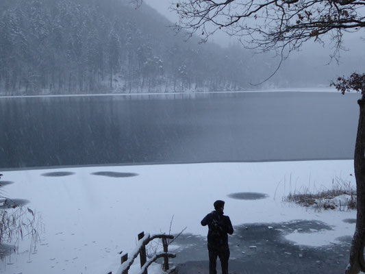 Montigglersee/Südtirol