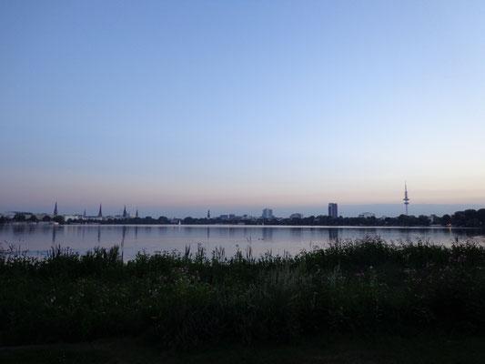 Hamburg/Außenalster