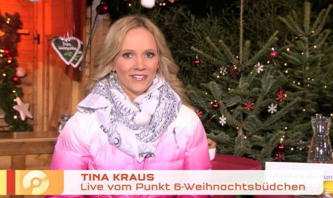 MERRY X-MAS BEI RTL (Foto: privat)