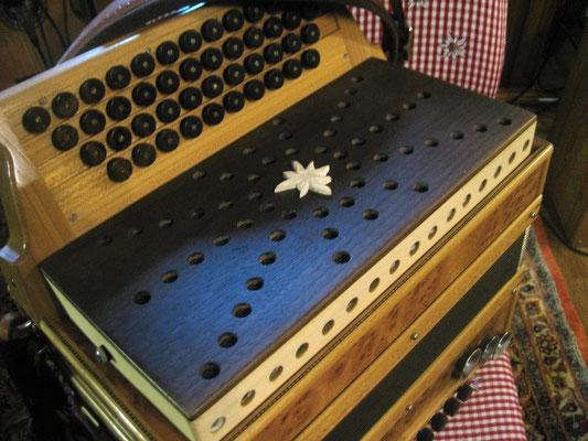 Harmonikaverdeck von Sven Uebler