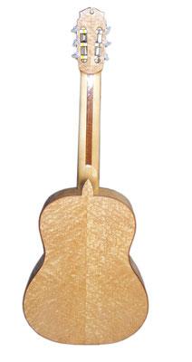 Klassische Gitarre aus Premium Vogelaugenahorn/Birdeyemaple von F.Haar NL.
