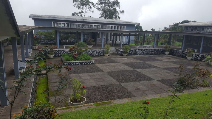 Campus de la NASLA à Buéa