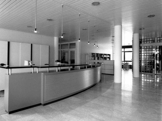 Neubau Handelskammer Solothurn, 1990–1991