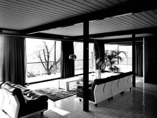 einfamilienhaus berchtold buchegg, 1969–1970