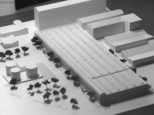 fabrikneubau leica heerbrugg, 1985