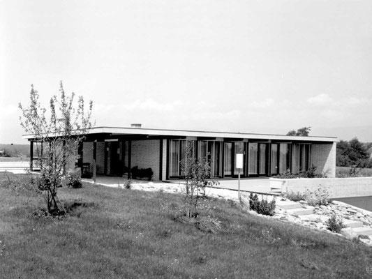 haus probst buchegg, 1964–1965