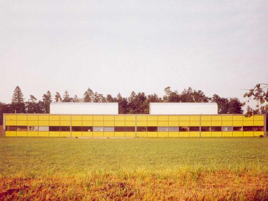 fabrikneubau bbc lenzburg, georges I, 1973–1974
