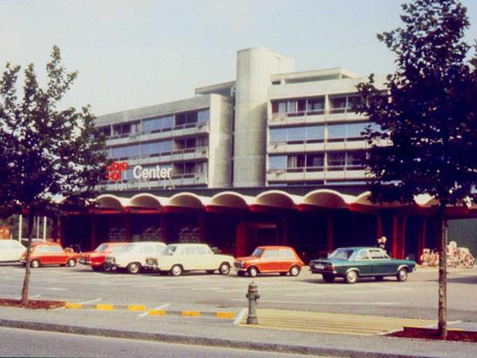 überbauung pestalozziplatz derendingen, 1973–1974