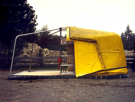 wettbewerb notbehausung, 1979–1981