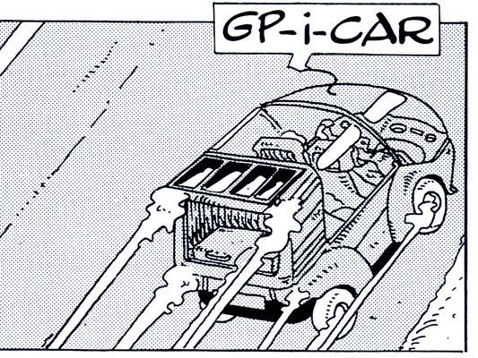 gp-i-car, 1988